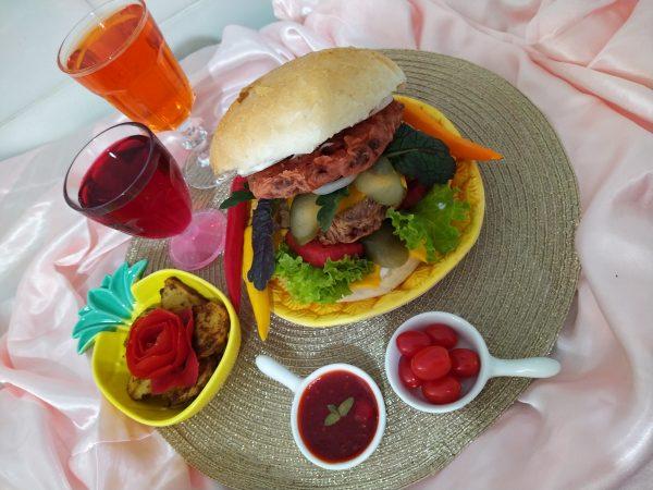 ادویه همبرگر رویال